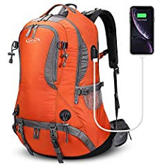 G4Free Professional Backpack is ideal for various sports activities such as Climbing, Hiking, Backpacking, Holidays, Traveling and so on.G4Free 50L Hiking Backpack is equipped with Thick Shoulder Straps for added comfort. Ample internal and e...