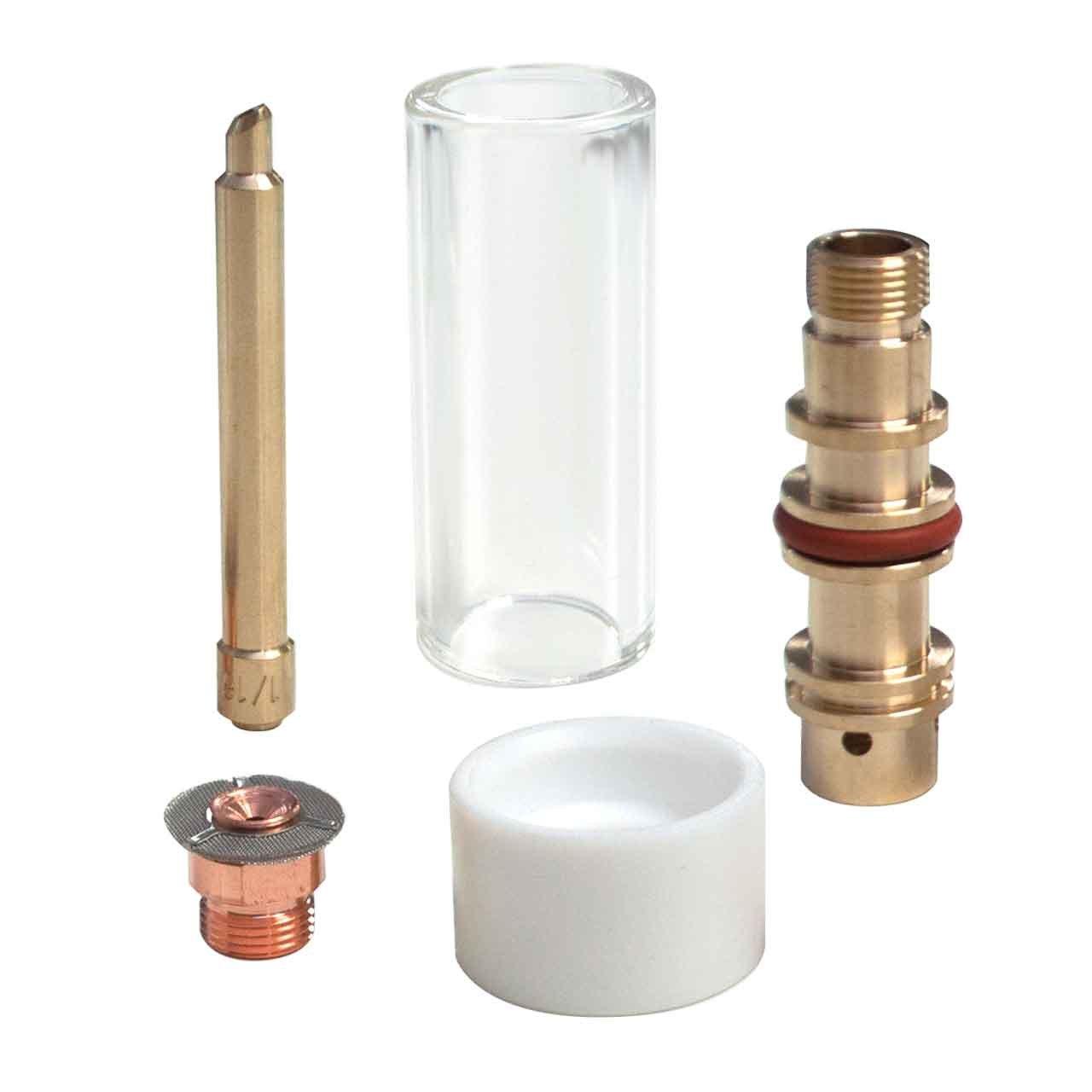 CK D3GS116-P Gas Saver Kit for 1/16' w/Pyrex Cup CK Worldwide
