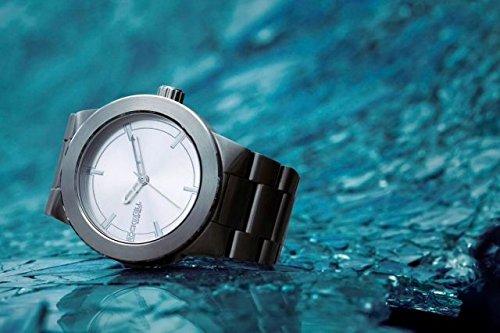 Rockwell Time Maverick Watch, Silver/Silver