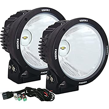 Vision X Lighting (CTL-CPZ810KIT) 8.7u0026quot; Cannon 1 90W LED  sc 1 st  Amazon.com & Amazon.com: Vision X Lighting (CTL-CPZ810KIT) 8.7