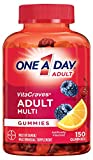 Cheap One A Day VitaCraves Adult Multivitamin Gummies, 150 Count