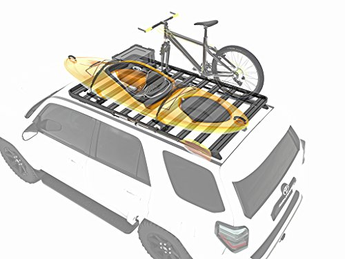 Slimline II Roof Rack Kit Compatible with Toyota 4Runner (5th Gen)