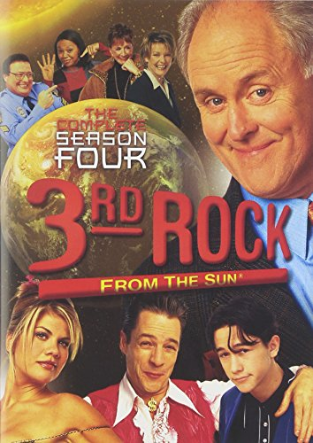 3rd Rock From the Sun - Season 4
