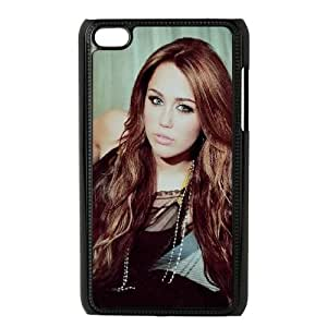 Miley Cyrus iPod Touch 4 Case Black DIY gift pp001-6407193