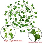 GoFriend-12-Strands-83-Feet-Artificial-Ivy-Garland-Foliage-Green-Leaves-Fake-Hanging-Vine-Plant-for-Wedding-Party-Garden-Wall-Decoration