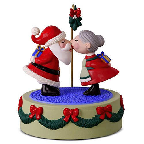 Watch Allies Ladies (Hallmark Keepsake Christmas Ornament 2018 Year Dated, Kissing Clauses With Music and Motion)