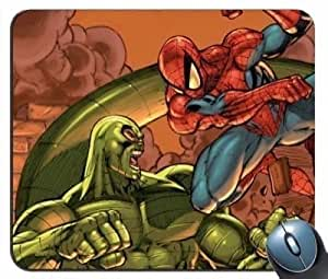 Custom Spiderman Has No Friends Marvel Comics Mouse Pad