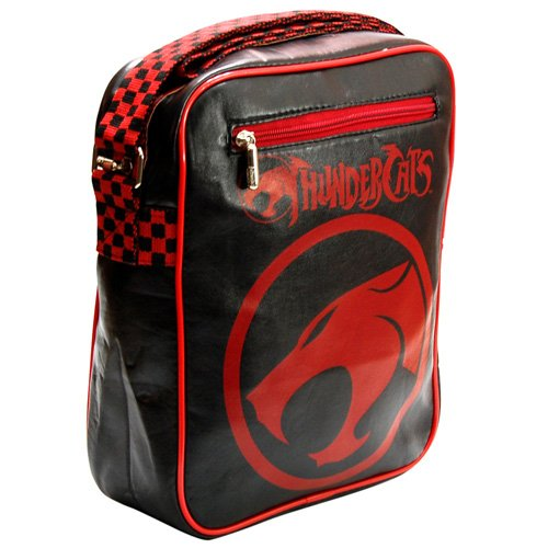 Vitamin T Men's Thundercats Logo Flight Bag