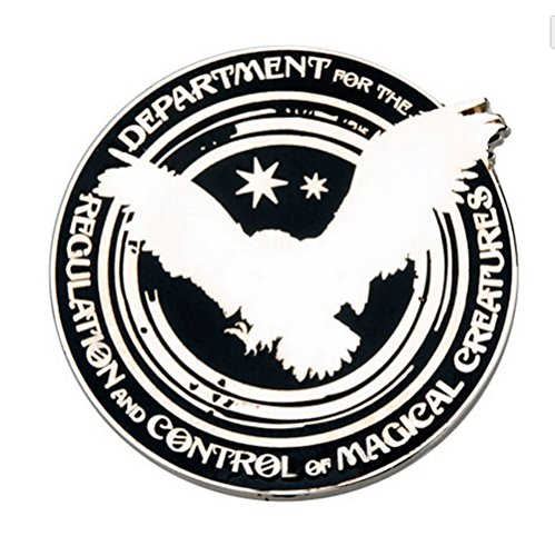 Harry Potter Department For Control of Magical Creatures Pin
