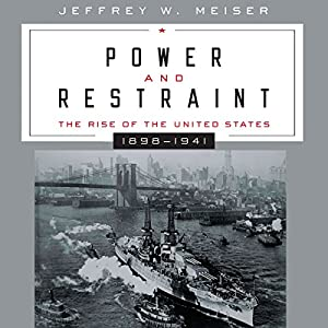Power and Restraint Audiobook