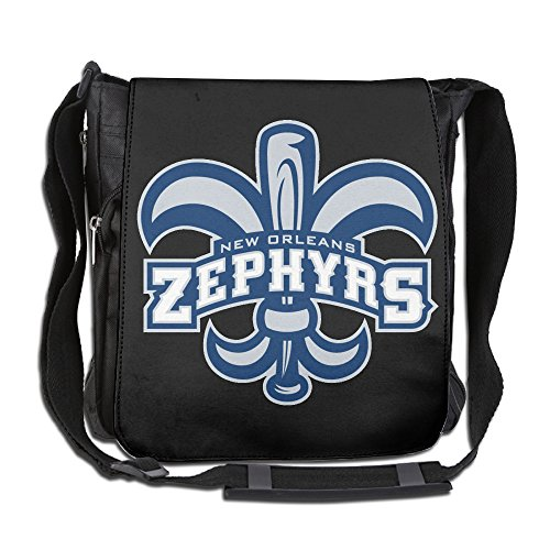 New Orleans Zephyrs Boys And Girls Outdoor Single Shoulder Crossbody Bag Chest Pack For Travelling (Zephyr Bag)
