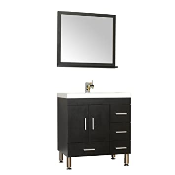 "Model Of Alya Bath At 8050 B 30"" Single Bathroom Vanity with Mirror Trending - Beautiful 30 x 30 bathroom mirror Top Search"