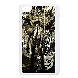 iPod Touch 4 Cell Phone Case White Death Note HG7636947