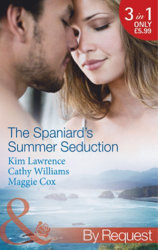 book cover of The Spaniard\'s Summer Seduction