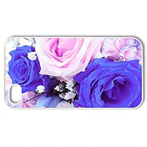 Top Quality For LG G2 Case Cover With Nice Rose Pink Bird Blue Appearance