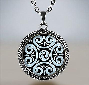 Celta trisquel colgante, celta joyería Celta joyas Diosa joyas ...