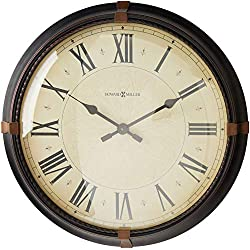Howard Miller 625-498 Atwater Wall Clock by