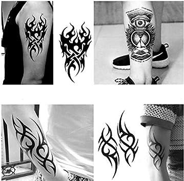 Tatuaje Hombre Tatoo De Fuego Águila Loto Mandala Ojo Tótem De ...