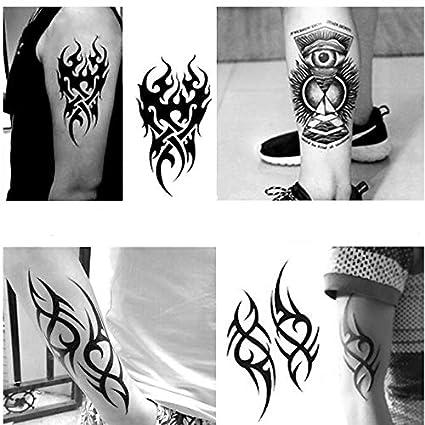 yyyDL Etiqueta engomada del tatuaje temporal Tatuaje de los ...