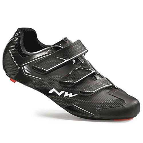 Northwave Herren Sonic 2 Fahrrad Schuhe schwarz (200)
