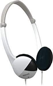 Maxell HP-200F Foldable Lightweight Stereo Headphones