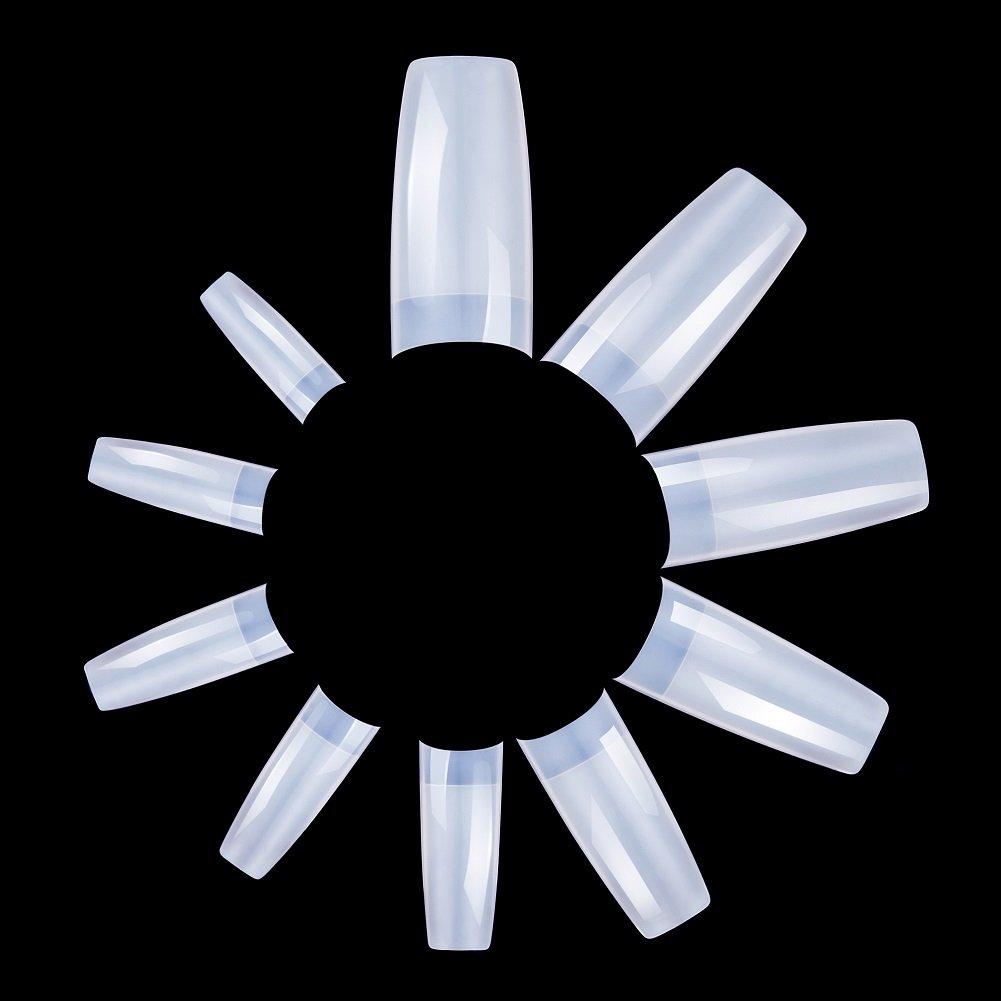 tips para uñas acrilicas porcelana
