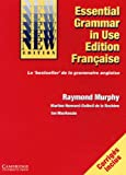 img - for Essential Grammar in Use French edition: Grammaire de Base de la Langue Anglaise (Grammar in Use Grammar in Use) book / textbook / text book