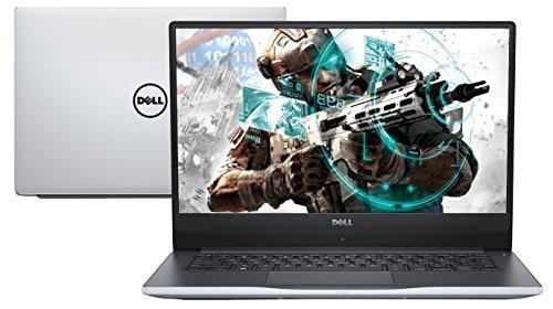 """Notebook Dell Inspiron i15-7560-A20S Intel Core i7 8GB (Memória Dedicada de 4GB) 1TB Tela Full HD 15.6"""" Windows 10 - Prata"""