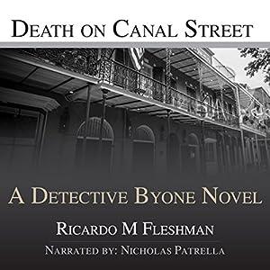 Death on Canal Street Audiobook