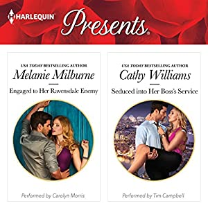 Engaged to Her Ravensdale Enemy & Seduced into Her Boss' Service Audiobook