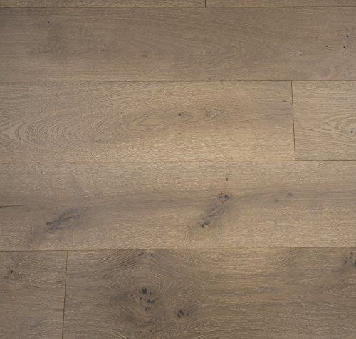 Wide Plank 7 12 X 58 European French Oak Nevada Prefinished