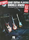 Stuff! Good Guitar Players Should Know, Wolf Marshall, 1423430085