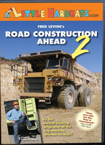 Road Construction Ahead 2 (Road Dvd Construction)