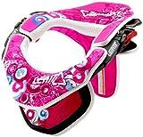 Leatt GPX Padding and Sticker Kit (Ashley Fiolek Pink)