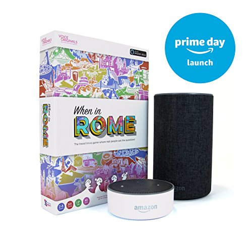 When in Rome Alexa Game Only $19.99