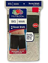 2a1c8905a5b94 Men s Boxer Briefs (Pack of 2)
