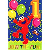 Amazoncom Sesame Street Invitations Cards Party Supplies