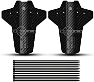 """Mountain Bike Fender,Bike Mud Guard, MTB Mud Guard,Front and Rear Compatible, Fits 26"""", 27.5"""", 29&qu"""