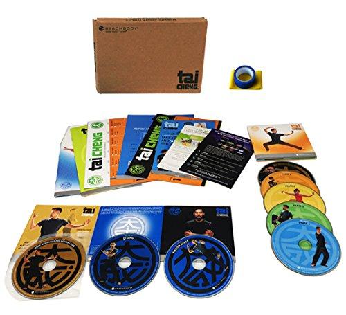 Tai Cheng 8 DVD Workout Base Kit by Tai