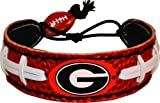 Georgia Bulldogs Power G Logo Classic Football Bracelet