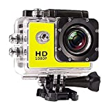 Mini Sports HD Action Camera DV A9 1080P 30M Waterproof Underwater Camera 120°Wide-angle