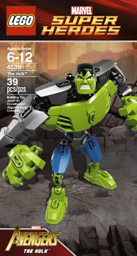 LEGO Super Heroes The Hulk 4530