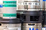 Stack! Co. half barrel beer keg spacer with room to stack a 1/2 barrel on top and tap below 1/2 barrel keg. Save space while increasing your tap handles at your bar, pub, or