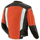 Joe Rocket Phoenix 5.0 Men's Mesh Motorcycle Riding Jacket (Orange/Black, XX-Large)