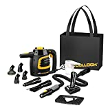Best Home Handheld Steam Cleaners - McCulloch MC1230 Handheld Steam Cleaner Review