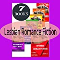 50 Shades of the Lesbian Rainbow, Books 1-7: 50 Shades of the Lesbian Rainbow Romance Series Audiobook by Cleopatra Mark Narrated by Julie Griffin