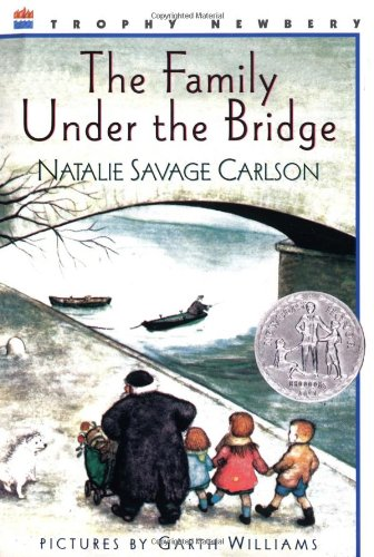The Family Under the Bridge (The Very Best Christmas Pageant Ever)