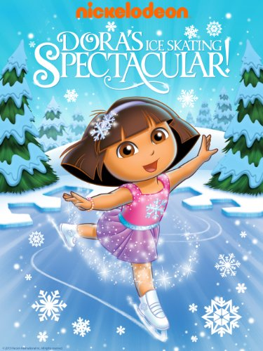 DVD : Dora's Ice Skating Spectacular