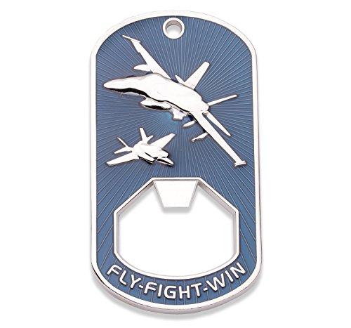 Desktop & Novelty - Air Force Challenge Coin - Dog Tag
