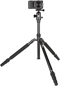 Sirui T 004x Traveler Light Dreibeinstativ C 10x Kamera